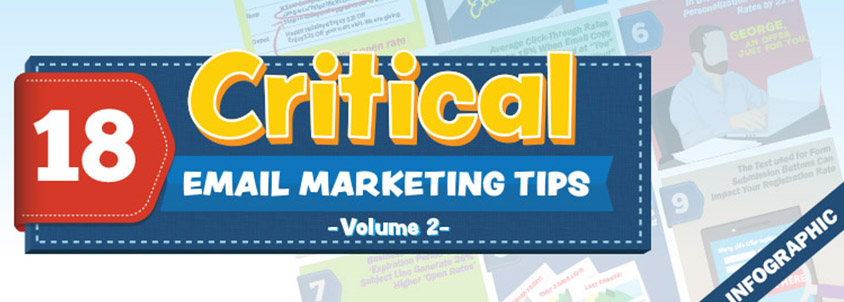 critical email marketing tips