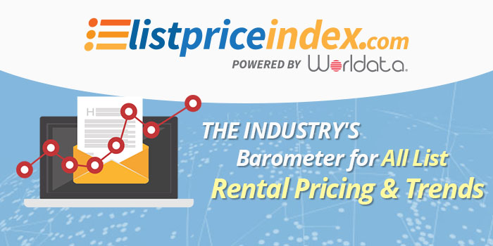 list rental pricing
